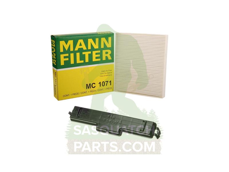 cabin filter retrofit kit for ram 1500 3 0l ecodiesel
