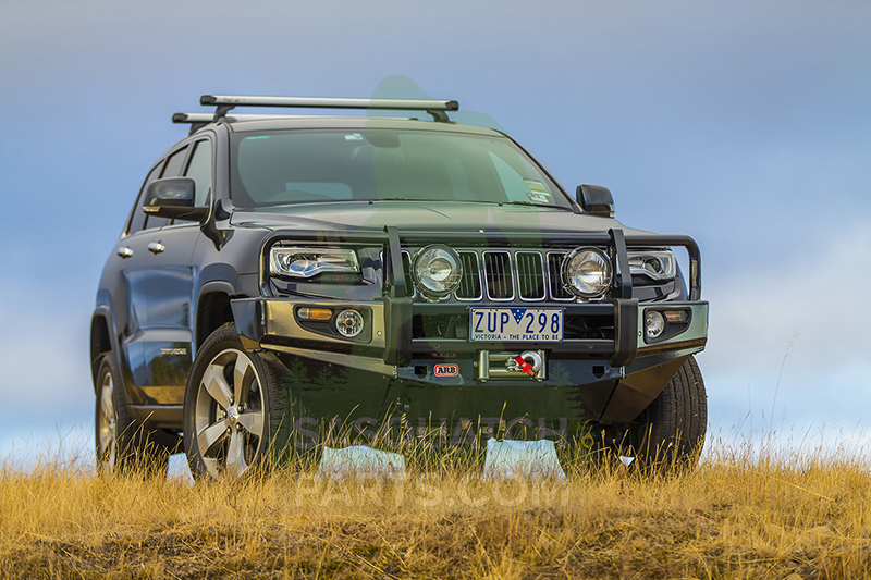 Arb Deluxe Bull Bar For Jeep Grand Cherokee Wk2 2014