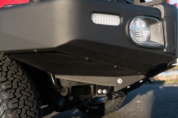 Arb Summit Winch Bumper For 2015 Chevrolet Colorado