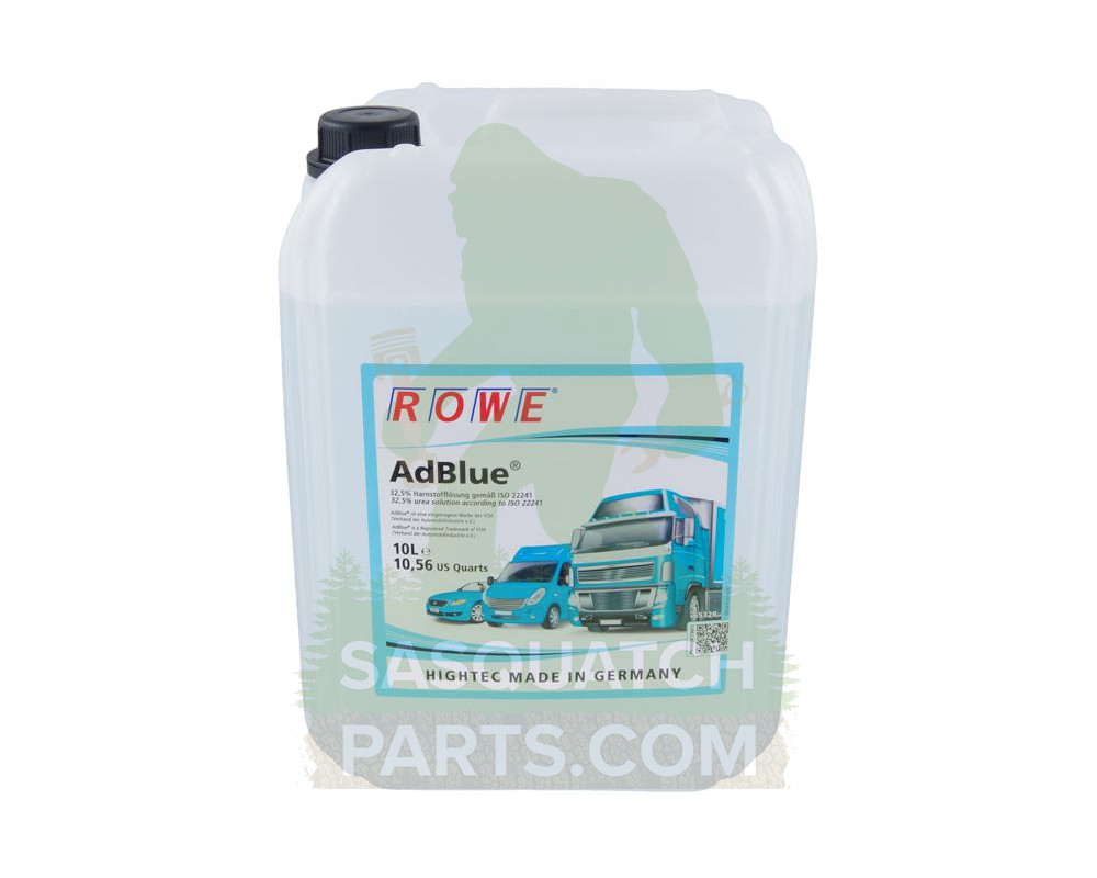 rowe hightec adblue diesel exhaust fluid def 10 liter. Black Bedroom Furniture Sets. Home Design Ideas